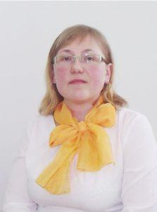 Кетова Надежда Алексеевна