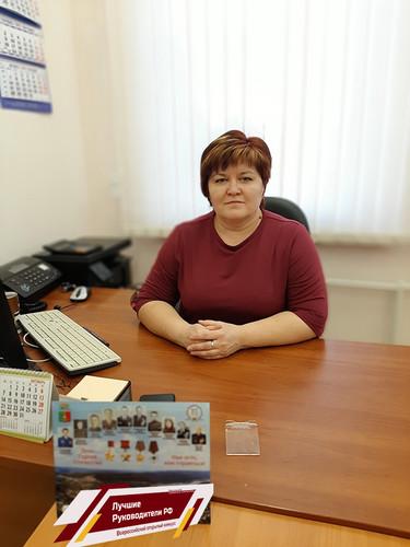 Заведующий Сыропятова Ирина Анатольевна