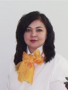 Садыкова Юлия Винарисовна