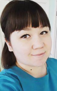 Скрипова Екатерина Евгеньевна